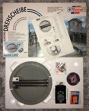 Roco 42615 H0 Drehscheibe mit Elektroantrieb und Steuergerät -  wie NEU + OVP!!!