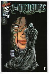 Witchblade #11 Top Cow Image Comics 1996 VF+