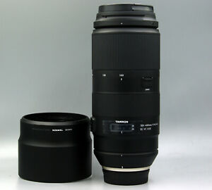 TAMRON A035N 100-400mm F/4.5-6.3 Di VC USD Lens  ((Mint+++)) for Nikon
