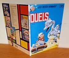 "E.O. dupuis N°35  les petits Hommes Seron ""DUELS"""
