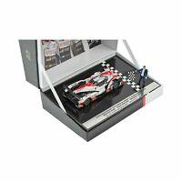 Spark 1/43 Toyota Gazoo Racing Ts050 Hybrid 2018 #8 Le Mans 24h Winner Limited