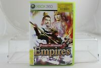 Dynasty Warriors 5 Empires XBOX 360 Video Game from Koei Corporation Complete