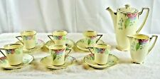 15 piece Royal Doulton NERISSA V1724 Tea Set circa c1934 Art Deco 019
