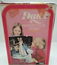 Darci Perfect Pose Studio Vintage Kenner 1979,Complete With Unused Parts