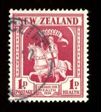 New Zealand Scott #B7, Used, Very Fine, Crusader Topic