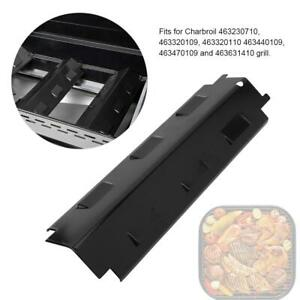 4Pcs Gas Grill Heat Shield Plates Stainless Steel BBQ Parts - Fits For Charbroil