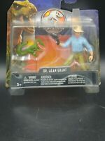 "2017 Mattel Jurassic World Legacy Collection ""Dr. Alan Grant"" Action Figure RARE"