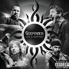 Live & Inspired [2 CD][Explicit] by Godsmack