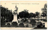 CP 44 - LOIRE-ATLANTIQUE - Saint-Nazaire - Le Boulevard de l'Océan