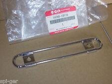 Suzuki VL-1500 Intruder Chrome Exhaust Guard P/No. 14780-10F10 Genuine New Part