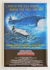 The Final Countdown FRIDGE MAGNET (2 x 3 inches) movie poster u.s.s. nimitz