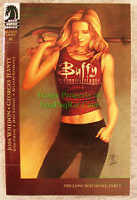 Buffy The Vampire Slayer - Season 8 #1 - Custom Edition ASHCAN / Mini-Comic VHTF