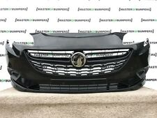 VAUXHALL CORSA E OPC LIMITED EDITION 2014-2017 FRONT BUMPER IN BLACK [Q162]