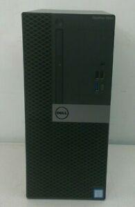 Dell OptiPlex 7050 MT i5-6500@3.20GHz 8GBRAM 2TBHDD Windows 10 Pro Installed