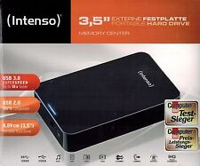 Disco rigido esterno-Intenso Memory Center - 1tb - 1000gb - 3,5 - USB 3.0 #39