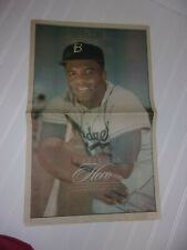 "April 15, 1997 ""The Sun""  Section E 50th Anniversary - Jackie Robinson"