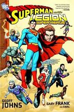 Superman and the Legion of Super-Heroes, Johns, Geoff