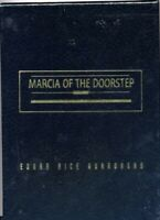 MARCIA of the DOORSTEP * EDGAR RICE BURROUGHS # 703 of 750 BOXED 1st Edition NEW