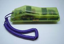 SWATCH Twinphone, Deluxe Version, Neon grün, Tasten violett