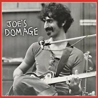 FRANK ZAPPA - JOE'S DOMAGE [CD] C5 - NEW & SEALED