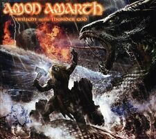 Amon Amarth - Twilight of the Thunder God [New CD]