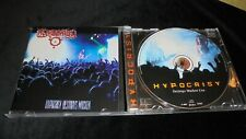 Hypocrisy – Hypocrisy Destroys Wacken 1999 NUCLEAR BLAST CD death black