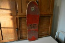 Vtg old skool Powell Peralta skateboard Tony Hawk 1983 some skate art...memories