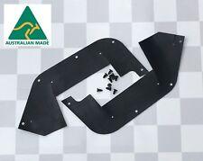 Holden HQ HX HZ WB Splash Shields & Clips - Inner Guard Rubbers NOS Replicas NEW