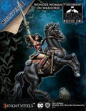 Knight Models DC BNIB Wonder Woman on War Horse 35DC161