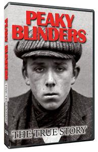 'Peaky Blinders – The True Story' DVD