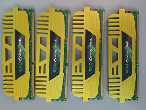 Ram Evo Corsa geil Ddr3 32gb 1600 Mhz