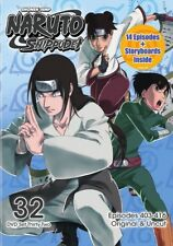 Naruto Shippuden: Box Set 32 (DVD,2017)