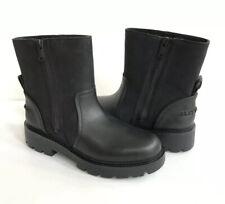 UGG CLASSIC POLK BLACK WATERPROOF BOOTS US 8 / EU39 / UK 6