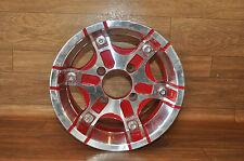 ATV Side X Side Wheel 4.00x110 Colorado Componet Red Wheel 12''