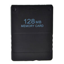 128 MB Storage Space Memory Card Unit Data Stick for Sony PS2 Console Video Game
