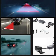 New listing Car Laser Fog Light Rear Anti-Collision Driving Safety Signal Warning Lamp Lg