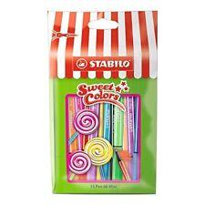 Stabilo 668/15-051 Sachet de 15 Point 68 Sweet stylos F