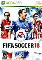 FIFA Soccer 10 - Microsoft Xbox 360