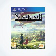 NI NO KUNI 2 : l'Avènement d'un Nouveau Royaume sur PS4 / Neuf Sous Blister / VF