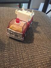 Vintage  Buddy L Red Fire truck Made In Japan