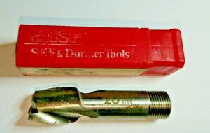 DORMER HSS SLOT DRILL 2 FLUTE 20mm  SCREWED SHANK C140