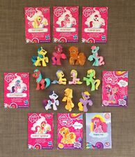 My Little Pony Blind Bag Mini lot of 11 +random cards (some play wear)