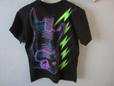 NEW ELECTRIC GUITAR GRAPHIC Shirt YOUTH SIZE S SMALL  68VT