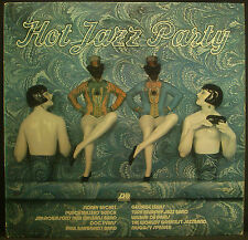LP ETC.C. HOT JAZZ PARTY