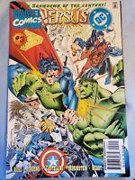 Marvel Versus DC #3 1996 VG WONDER WOMAN Batman HULK Superman Spider-Man