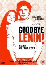 GOODBYE LENIN! WOLFGANG BECKER DANIEL BRUHL KATRIN SASS FOX REGION 2 DVD L NEW