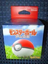 Nintendo Pokemon Monster Poke Ball Plus Switch Let's Go! Pikachu Eevee JAPAN F/S