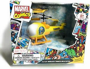 Marvel Comics 2.5CH Wireless Thanos Helicopter w/ Remote Control for ages 8+