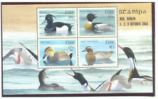 Birds Sheet Irish Stamps