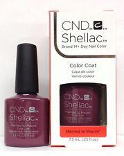 Cnd Shellac - Married to Mauve 0.25oz/7.3ml